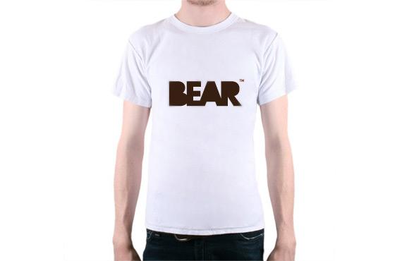 Tshirt - Bear