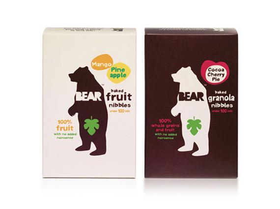 bear packaging