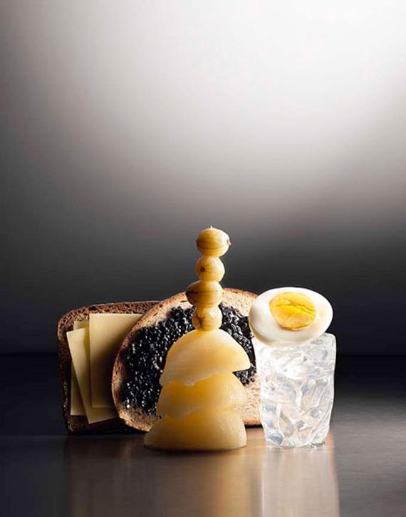 Oliver Schwarzwald - Breakfast Russe