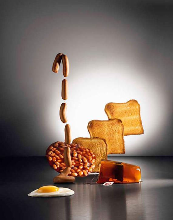 Oliver Schwarzwald - Breakfast Grande bretagne
